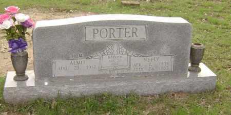 PORTER, NEELY - Baxter County, Arkansas | NEELY PORTER - Arkansas Gravestone Photos
