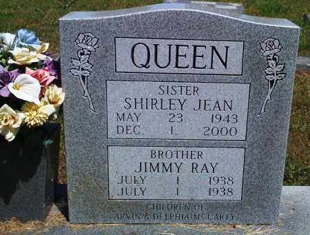 QUEEN, JIMMY RAY - Baxter County, Arkansas | JIMMY RAY QUEEN - Arkansas Gravestone Photos