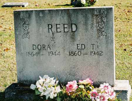 JOHNSON REED, DORA - Baxter County, Arkansas   DORA JOHNSON REED - Arkansas Gravestone Photos