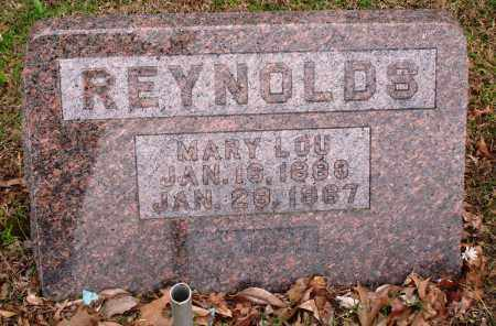 REYNOLDS, MARY LOU - Baxter County, Arkansas | MARY LOU REYNOLDS - Arkansas Gravestone Photos