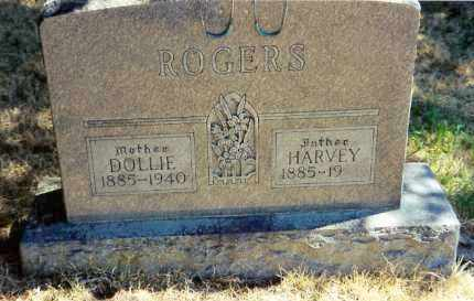 ROGERS, DOLLIE - Baxter County, Arkansas | DOLLIE ROGERS - Arkansas Gravestone Photos