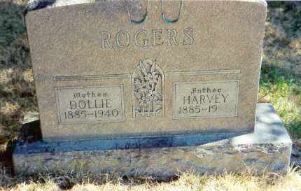 ROGERS, HARVEY - Baxter County, Arkansas | HARVEY ROGERS - Arkansas Gravestone Photos