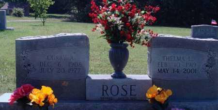 ROSE HIGHTOWER, THELMA L. - Baxter County, Arkansas | THELMA L. ROSE HIGHTOWER - Arkansas Gravestone Photos