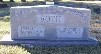 ROTH, EVERETT J. (OBIT) - Baxter County, Arkansas | EVERETT J. (OBIT) ROTH - Arkansas Gravestone Photos