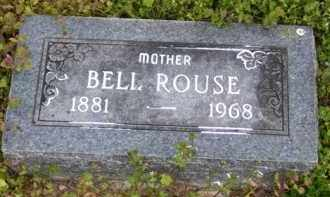 ROUSE, CORA BELL - Baxter County, Arkansas | CORA BELL ROUSE - Arkansas Gravestone Photos