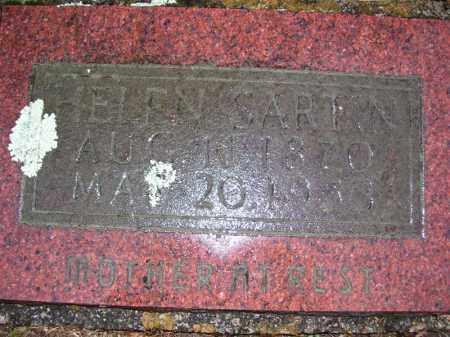 SARTIN, HELEN - Baxter County, Arkansas   HELEN SARTIN - Arkansas Gravestone Photos