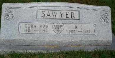 SAWYER, CORA MAE - Baxter County, Arkansas | CORA MAE SAWYER - Arkansas Gravestone Photos