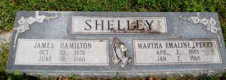 SHELLEY, JAMES HAMILTON - Baxter County, Arkansas | JAMES HAMILTON SHELLEY - Arkansas Gravestone Photos