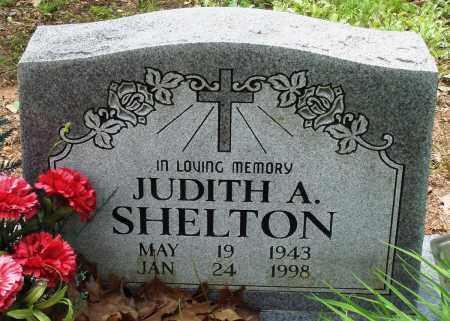 SHELTON, JUDITH A - Baxter County, Arkansas | JUDITH A SHELTON - Arkansas Gravestone Photos