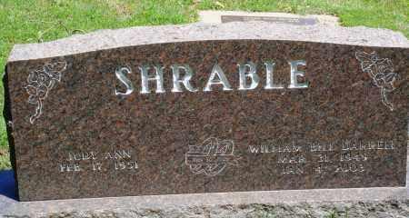 "SHRABLE, WILLIAM DARRELL ""BILL"" - Baxter County, Arkansas | WILLIAM DARRELL ""BILL"" SHRABLE - Arkansas Gravestone Photos"