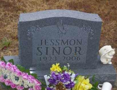 SINOR, JESSMON LENA - Baxter County, Arkansas | JESSMON LENA SINOR - Arkansas Gravestone Photos
