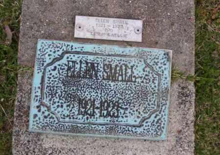 SMALL, ELLEN - Baxter County, Arkansas   ELLEN SMALL - Arkansas Gravestone Photos