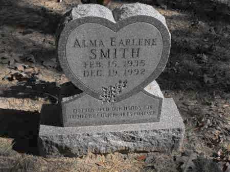 LESTER SMITH, ALMA EARLENE - Baxter County, Arkansas | ALMA EARLENE LESTER SMITH - Arkansas Gravestone Photos