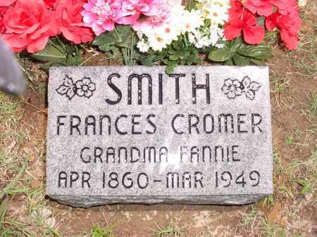 SMITH, FRANCES - Baxter County, Arkansas | FRANCES SMITH - Arkansas Gravestone Photos