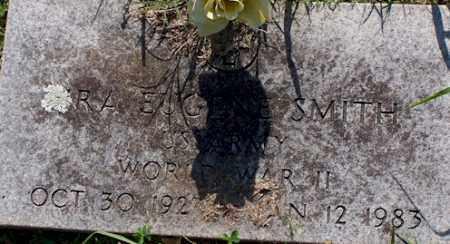 SMITH  (VETERAN WWII), IRA EUGENE - Baxter County, Arkansas | IRA EUGENE SMITH  (VETERAN WWII) - Arkansas Gravestone Photos