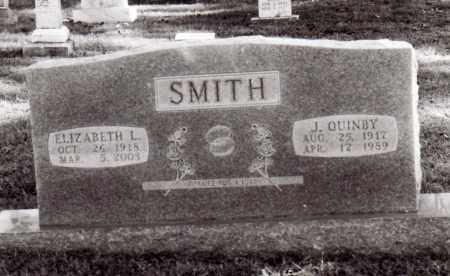 SMITH, ELIZABETH L. - Baxter County, Arkansas | ELIZABETH L. SMITH - Arkansas Gravestone Photos