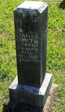 SMITH, JAMES - Baxter County, Arkansas   JAMES SMITH - Arkansas Gravestone Photos