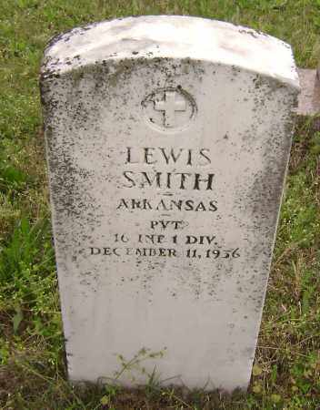 SMITH (VETERAN), LEWIS - Baxter County, Arkansas | LEWIS SMITH (VETERAN) - Arkansas Gravestone Photos