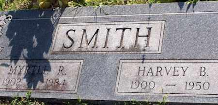 SMITH, MYRTLE R - Baxter County, Arkansas | MYRTLE R SMITH - Arkansas Gravestone Photos