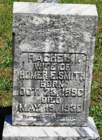 SMITH, RACHEL I - Baxter County, Arkansas | RACHEL I SMITH - Arkansas Gravestone Photos