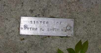 SMITH, SISTER - Baxter County, Arkansas | SISTER SMITH - Arkansas Gravestone Photos