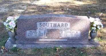 SOUTHARD, PEARL N. - Baxter County, Arkansas | PEARL N. SOUTHARD - Arkansas Gravestone Photos