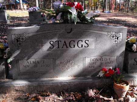 STAGGS, DONALD E. - Baxter County, Arkansas | DONALD E. STAGGS - Arkansas Gravestone Photos