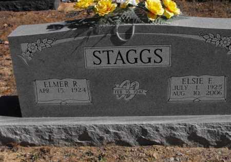 STAGGS, ELSIE E. - Baxter County, Arkansas | ELSIE E. STAGGS - Arkansas Gravestone Photos