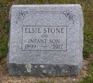 STONE, ELSIE - Baxter County, Arkansas | ELSIE STONE - Arkansas Gravestone Photos