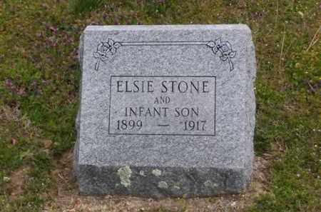 STONE, INFANT SON - Baxter County, Arkansas | INFANT SON STONE - Arkansas Gravestone Photos