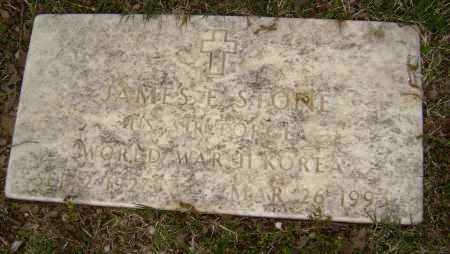 STONE (VETERAN 2 WARS), JAMES E. - Baxter County, Arkansas   JAMES E. STONE (VETERAN 2 WARS) - Arkansas Gravestone Photos