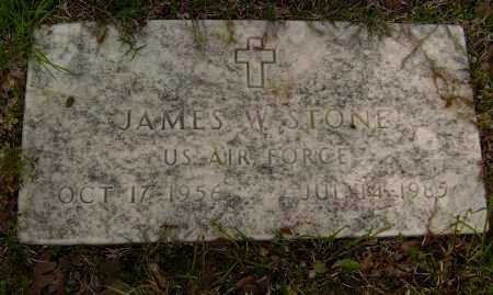 STONE (VETERAN), JAMES W. - Baxter County, Arkansas | JAMES W. STONE (VETERAN) - Arkansas Gravestone Photos