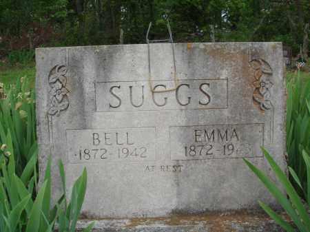 SUGGS, BELL - Baxter County, Arkansas   BELL SUGGS - Arkansas Gravestone Photos