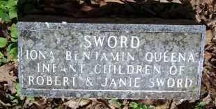 SWORD, IONA - Baxter County, Arkansas | IONA SWORD - Arkansas Gravestone Photos