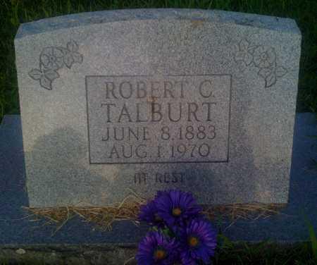TALBURT, ROBERT C. - Baxter County, Arkansas | ROBERT C. TALBURT - Arkansas Gravestone Photos