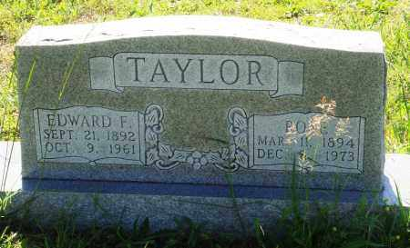 TAYLOR, ROSE - Baxter County, Arkansas | ROSE TAYLOR - Arkansas Gravestone Photos