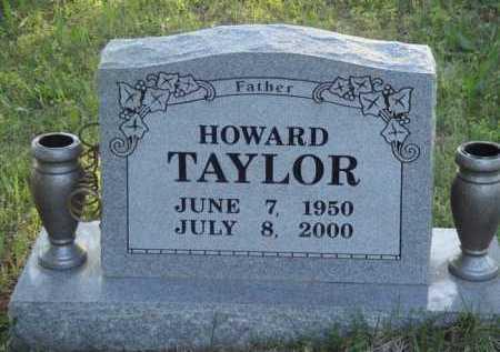 TAYLOR, HOWARD - Baxter County, Arkansas | HOWARD TAYLOR - Arkansas Gravestone Photos