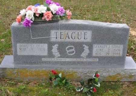 "TEAGUE, STANLEY J. ""STEVE"" - Baxter County, Arkansas | STANLEY J. ""STEVE"" TEAGUE - Arkansas Gravestone Photos"