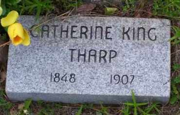 THARP, CATHERINE - Baxter County, Arkansas | CATHERINE THARP - Arkansas Gravestone Photos