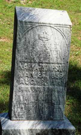 THOMPSON, MARY A - Baxter County, Arkansas | MARY A THOMPSON - Arkansas Gravestone Photos