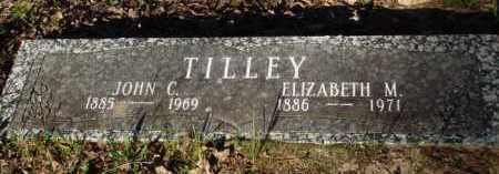 TILLEY, ELIZABETH M. - Baxter County, Arkansas | ELIZABETH M. TILLEY - Arkansas Gravestone Photos