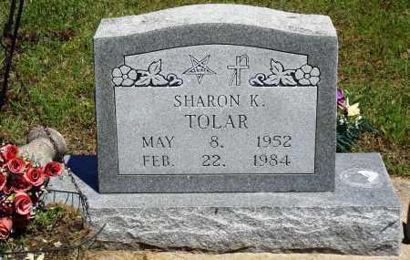TOLAR, SHARON K - Baxter County, Arkansas | SHARON K TOLAR - Arkansas Gravestone Photos