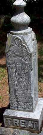 TREAT, JOHN S - Baxter County, Arkansas | JOHN S TREAT - Arkansas Gravestone Photos