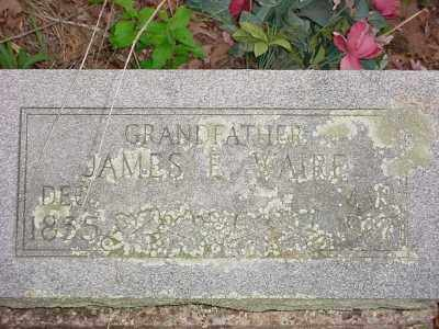 WAIRE, JAMES E. - Baxter County, Arkansas | JAMES E. WAIRE - Arkansas Gravestone Photos