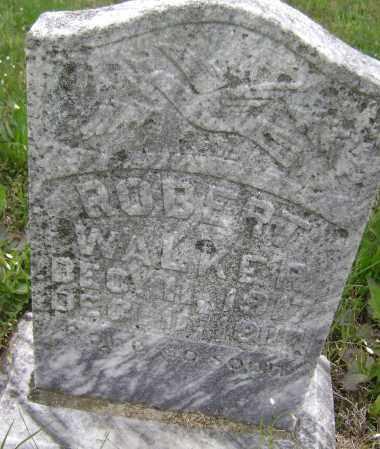 WALKER, ROBERT - Baxter County, Arkansas | ROBERT WALKER - Arkansas Gravestone Photos