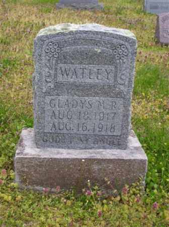 WATLEY, GLADYS M. R. - Baxter County, Arkansas | GLADYS M. R. WATLEY - Arkansas Gravestone Photos