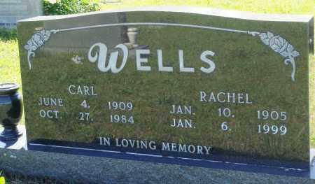 WELLS, CARL - Baxter County, Arkansas | CARL WELLS - Arkansas Gravestone Photos