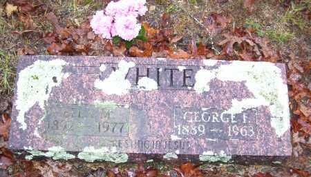 WHITE, GEORGE F. - Baxter County, Arkansas   GEORGE F. WHITE - Arkansas Gravestone Photos