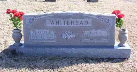 WHITEHEAD, CHARLES ELDON - Baxter County, Arkansas   CHARLES ELDON WHITEHEAD - Arkansas Gravestone Photos