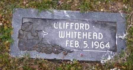 WHITEHEAD, CLIFFORD - Baxter County, Arkansas | CLIFFORD WHITEHEAD - Arkansas Gravestone Photos
